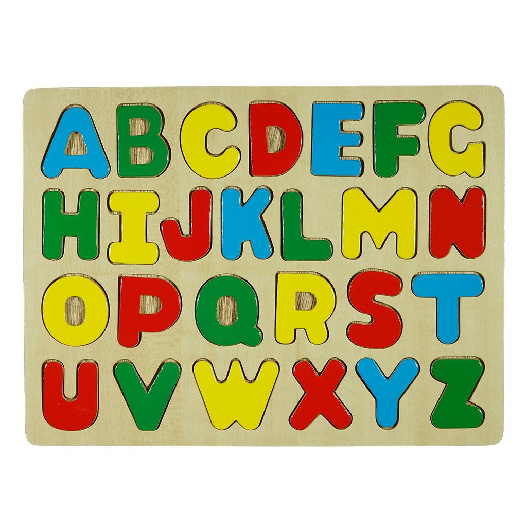 A006-ABC大寫拼圖