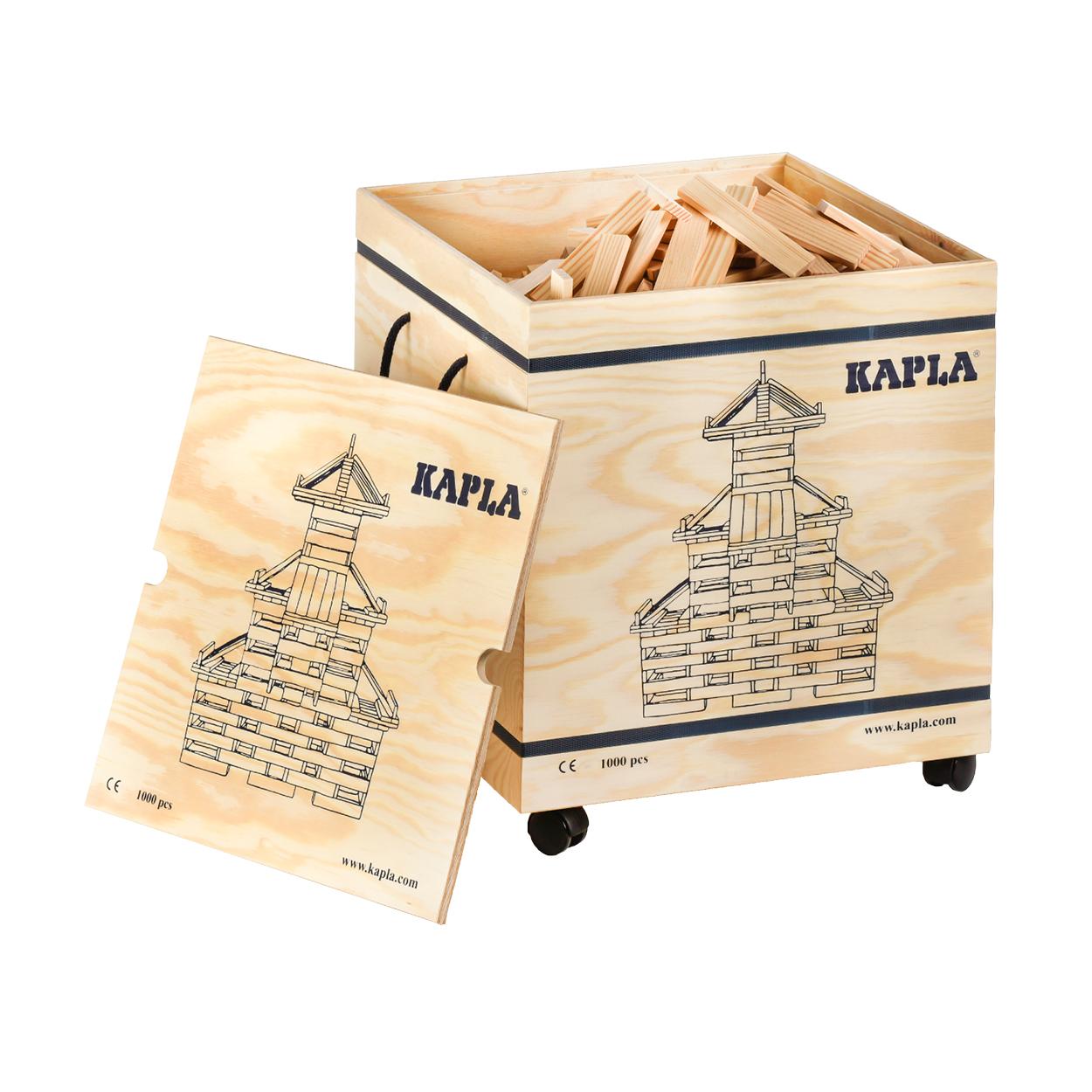 FAP-K-1000-KAPLA1000 積木盒 (1000PCS)