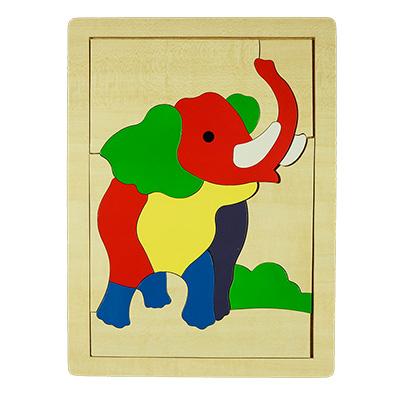 H005-大象拼圖
