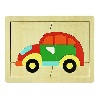 H021-汽車拼圖