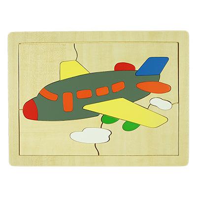 H022-飛機拼圖