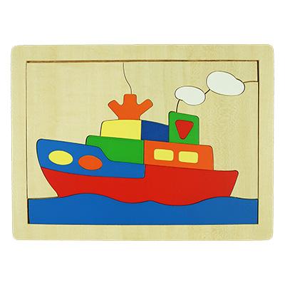 H024-船拼圖