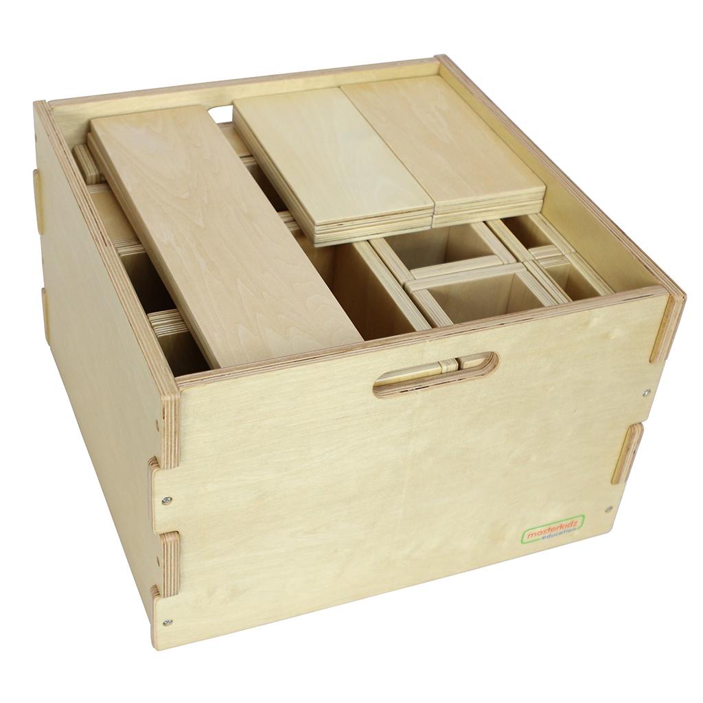 ME03645-D-巨型空心積木48件套裝(含收納箱)
