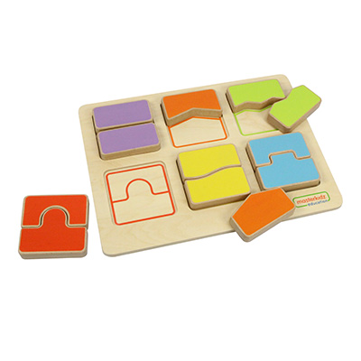 ME03850-方塊拼接學習板