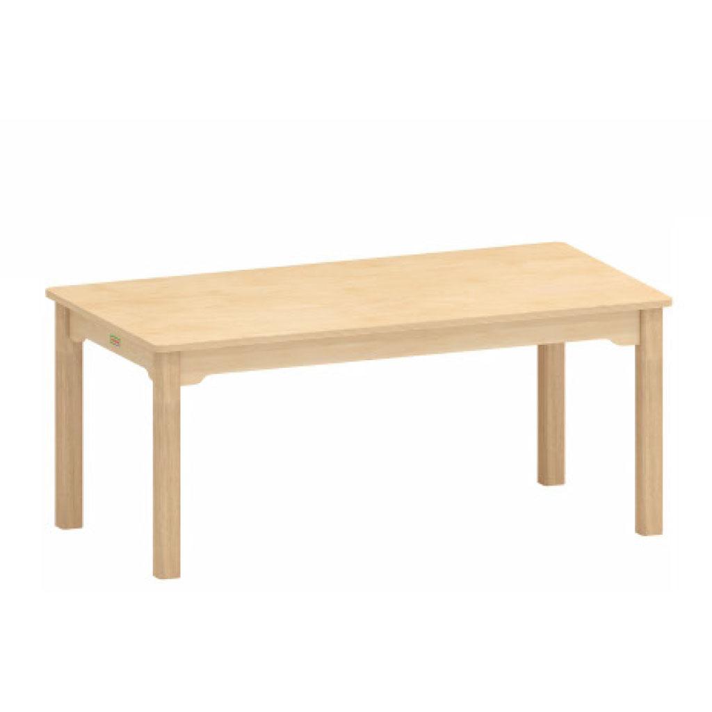 ME04239-L-1200H x 600L 實木桌