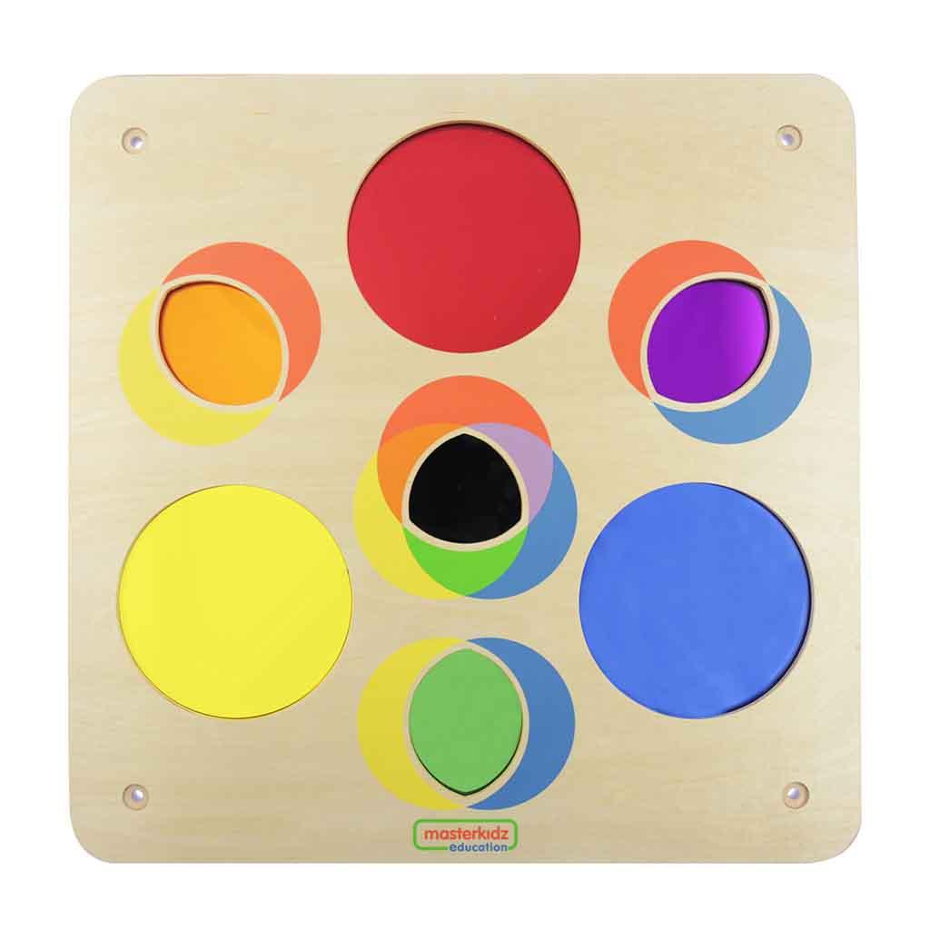 ME06547-三原色配對認知遊戲板
