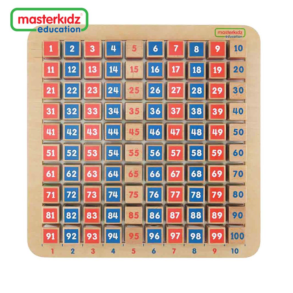 ME06776-多功能1-100數字學習板