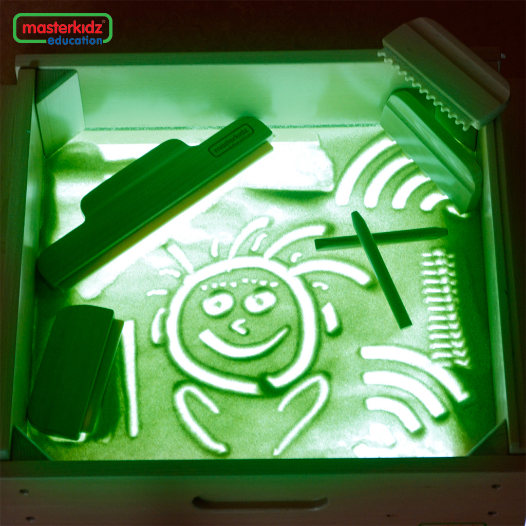 ME07452-LED多功能彩色教學燈箱