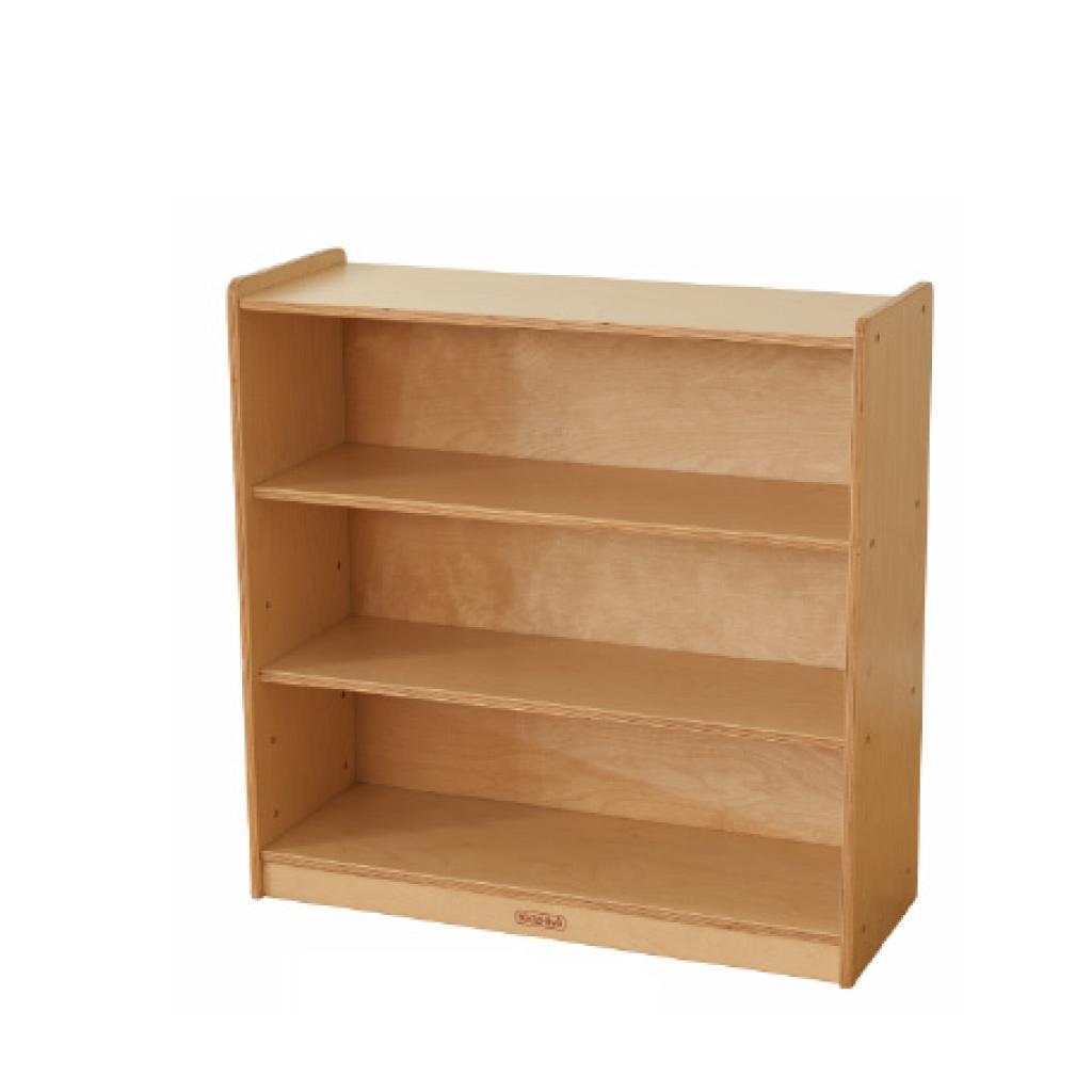 ME09074-800H x 800L 木背板三層櫃