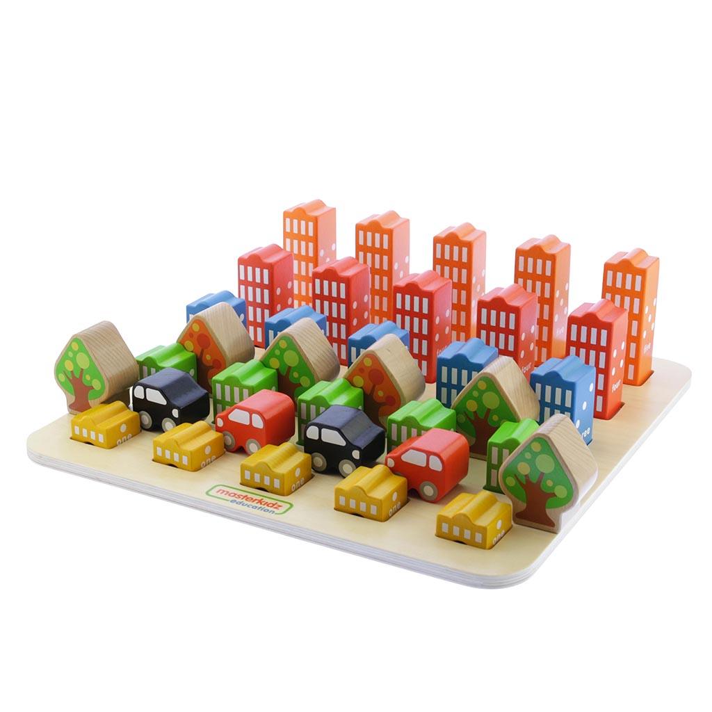ME09371-空間感官學習遊戲