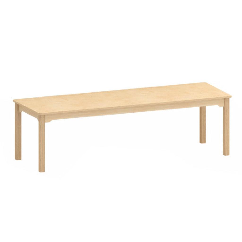 ME10162-H-1800H x 600L 實木桌