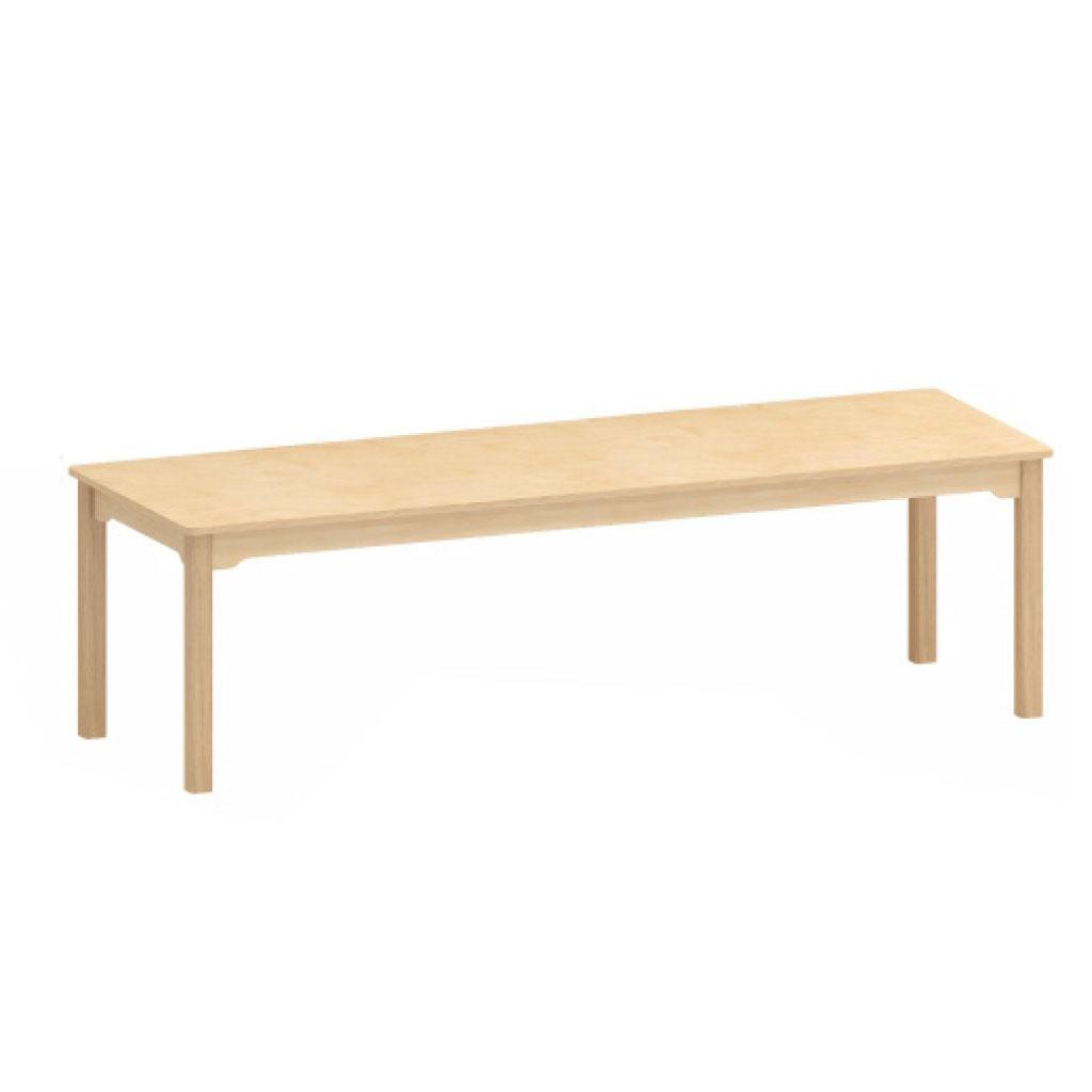ME10162-L-1800H x 600L 實木桌