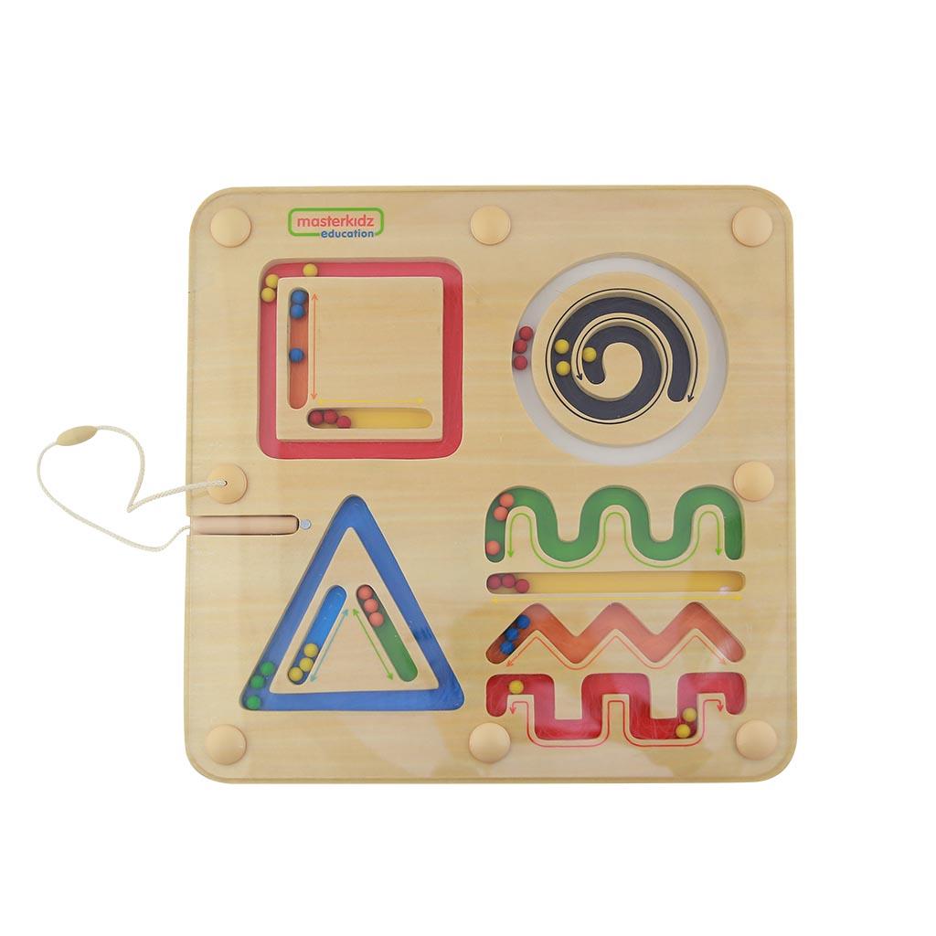 ME10216-幾何形狀磁性運筆迷宮