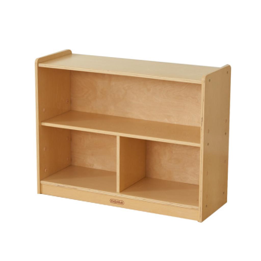 ME10599-620H x 800L 木背板三格櫃
