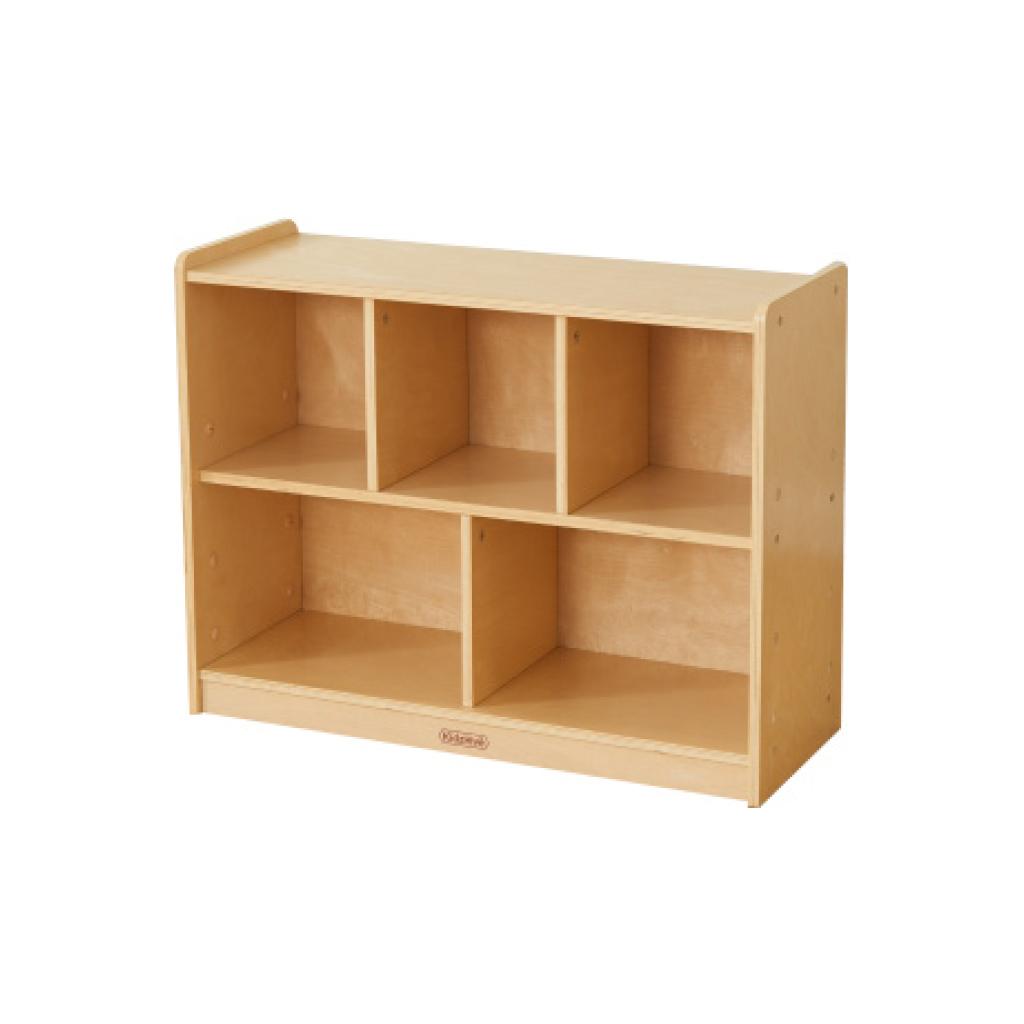 ME10605-620H x 800L 木背板五格櫃