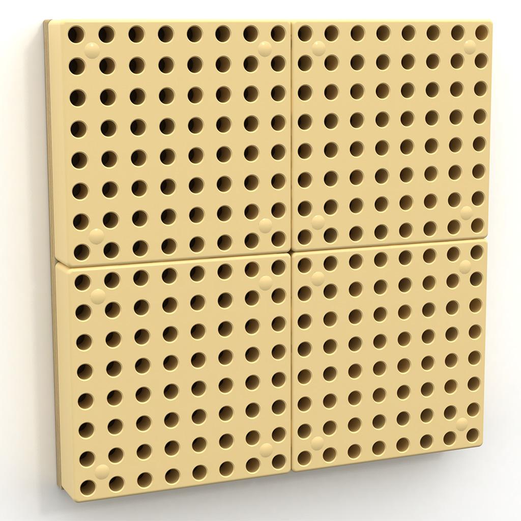 ME11343-牆面拼插遊戲板(400L X 400H *1)