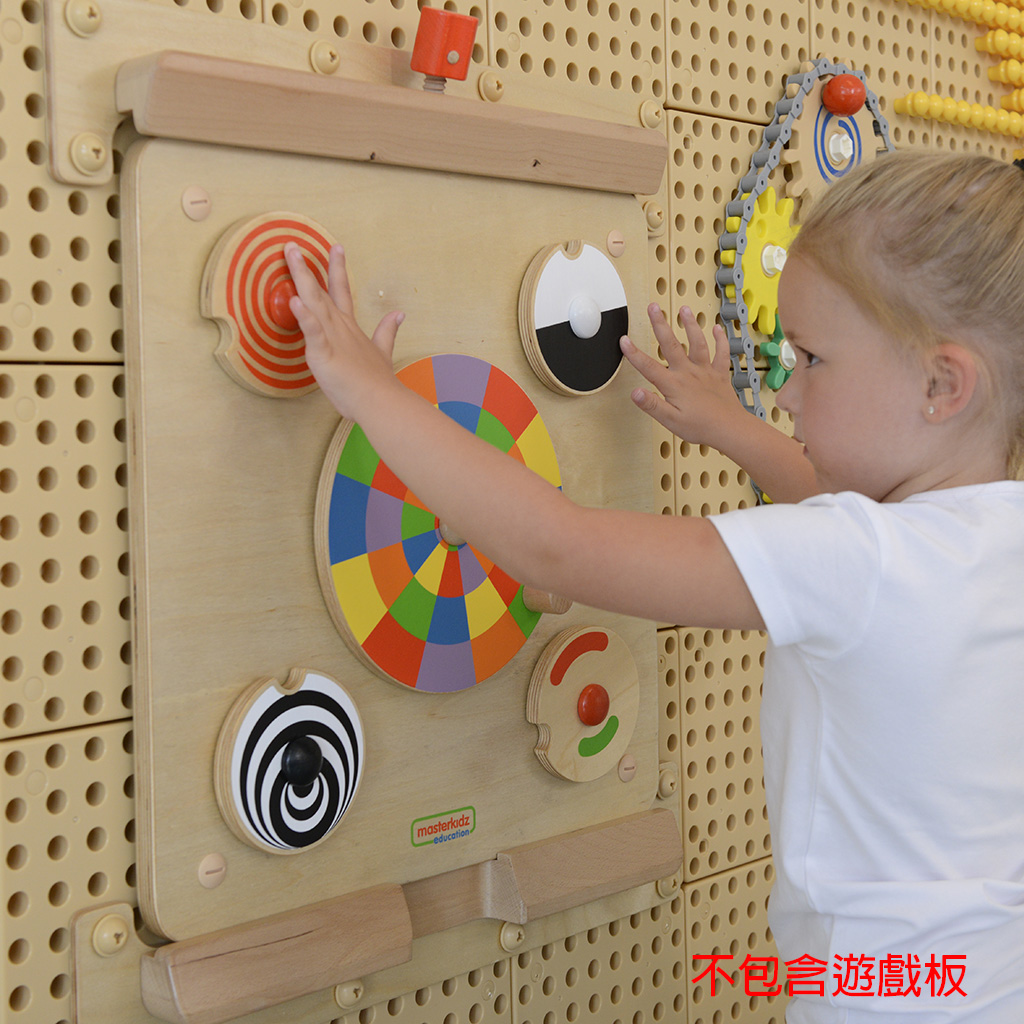ME13392-牆面遊戲板安裝套件(FOR 遊戲牆)