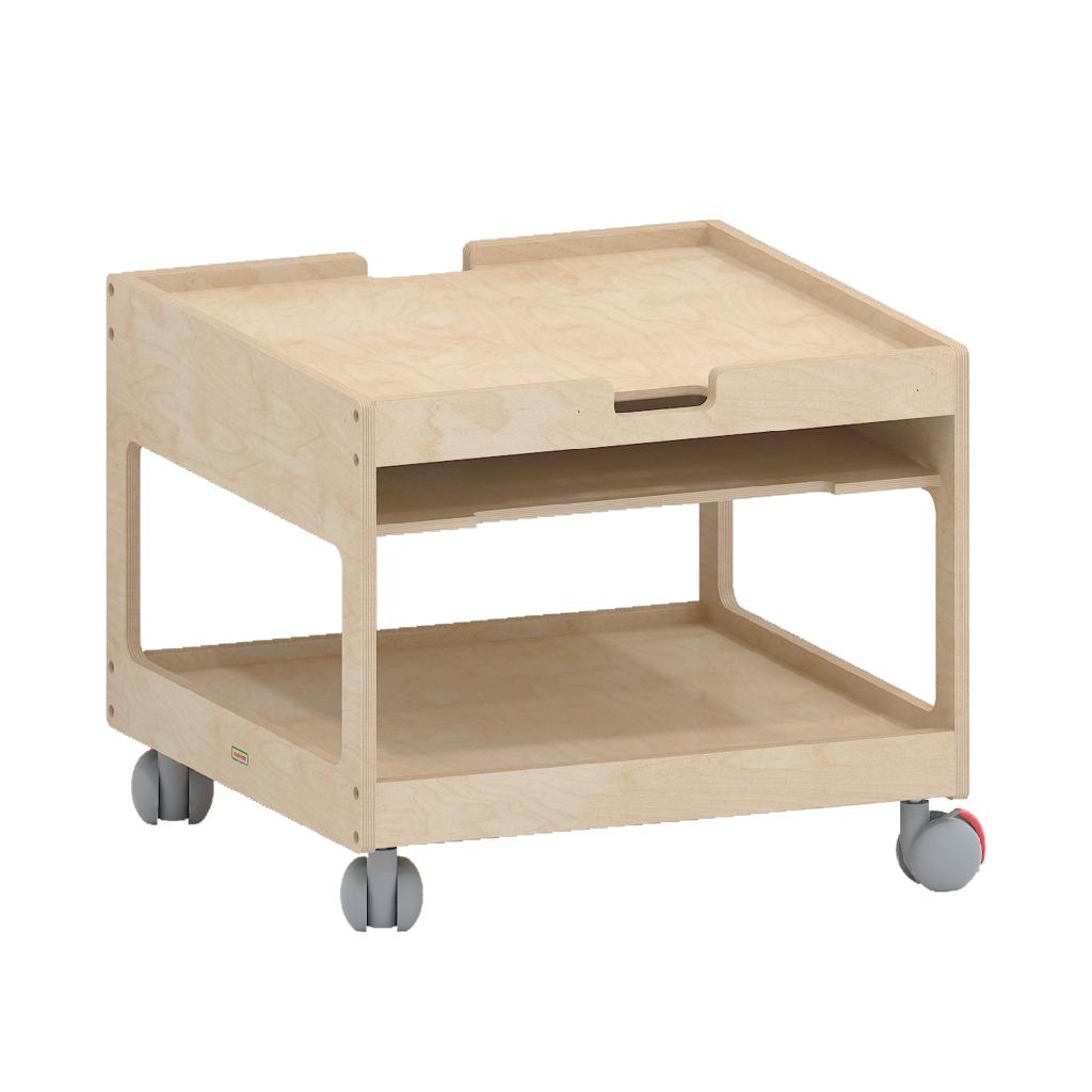 ME13941-移動學習桌(矮款480H)