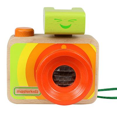 MK00439-木製單眼相機