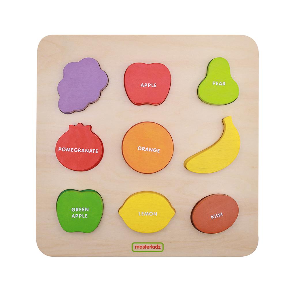MK00620-水果配對拼圖