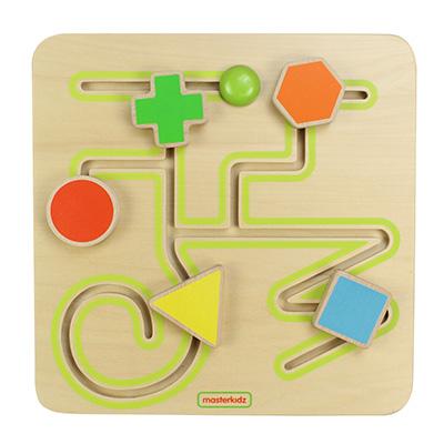 MK00675-形狀木塊迷宮