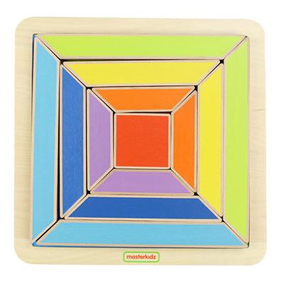 MK00705-彩色方環拼圖