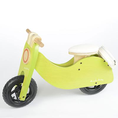 MK01153 - 復古平衡學習車 - 綠色