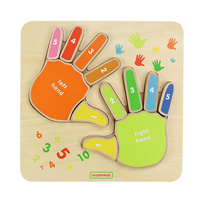 MK01733-手掌手指學習拼圖