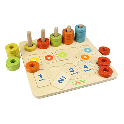 MK01757-顏色數量學習遊戲