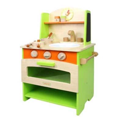 MK01818 - 木製廚房玩具