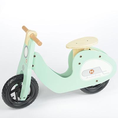 MK01894 - 綿羊摩托平衡學習車 - 綠色