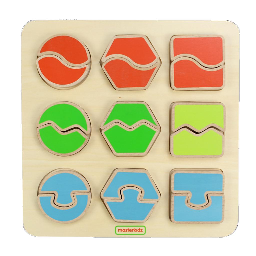 MK02273-形狀拼接學習板