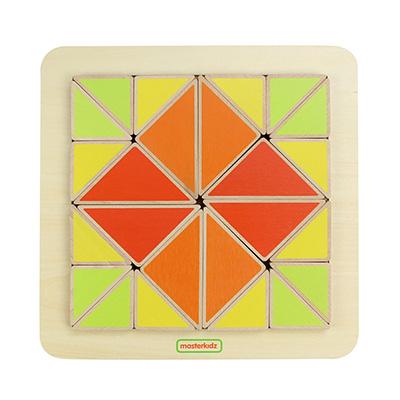 MK02310-三角形馬賽克拼圖