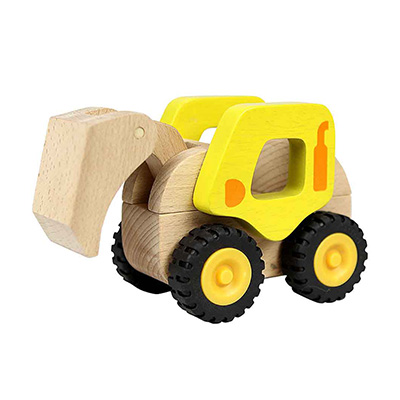 MK02358-工地挖土機