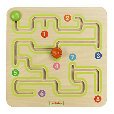 MK03171-數字學習滑軌迷宮