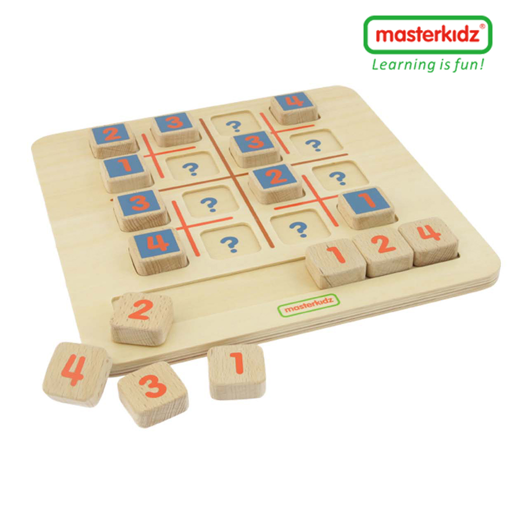 MK08855-迷你數獨遊戲板
