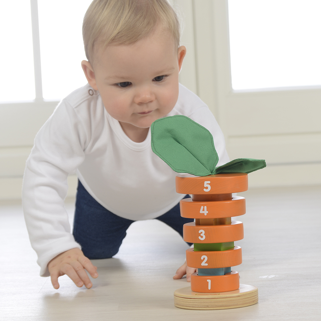 MK10858-堆疊蘿蔔玩具
