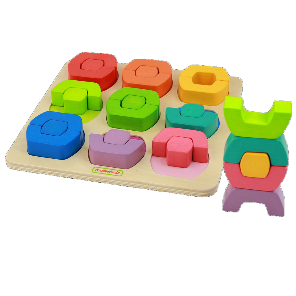 MK12623-顏色配對堆疊積木