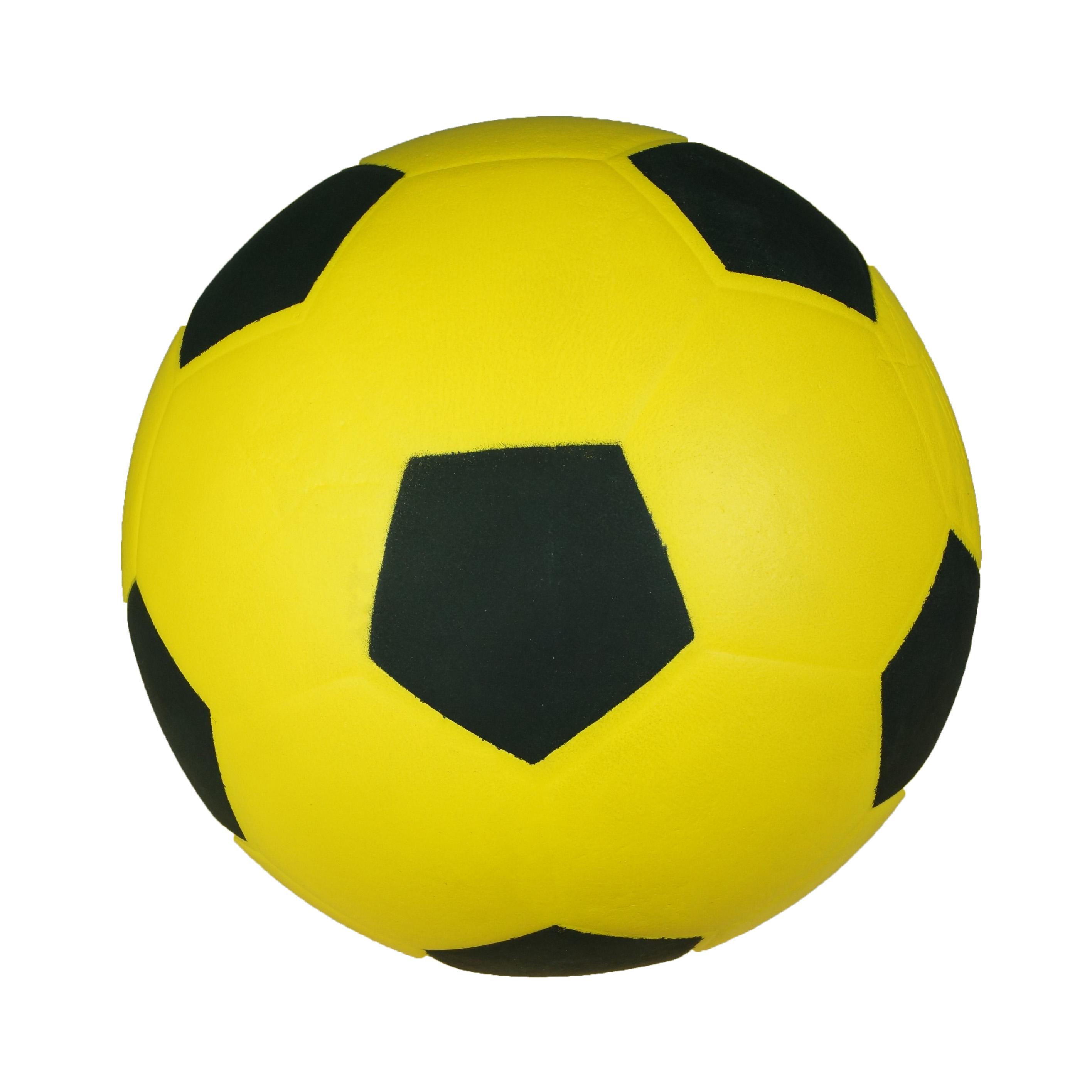 S610A-Y-6吋足球-黃