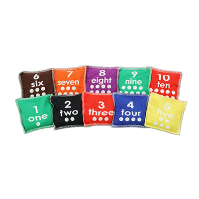 SE009-4-數字豆袋組