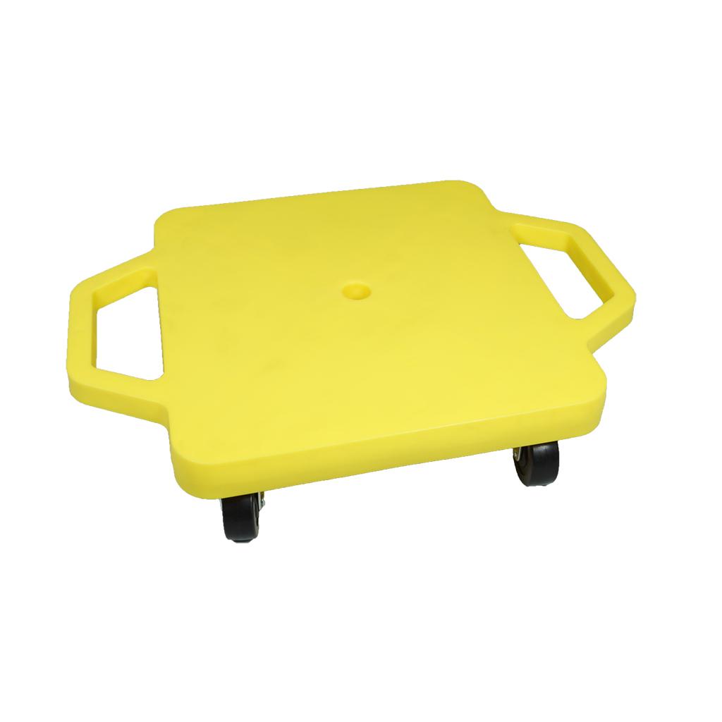 SYS116-Y-12吋菱形手把滑板車-綠(室內用輪)