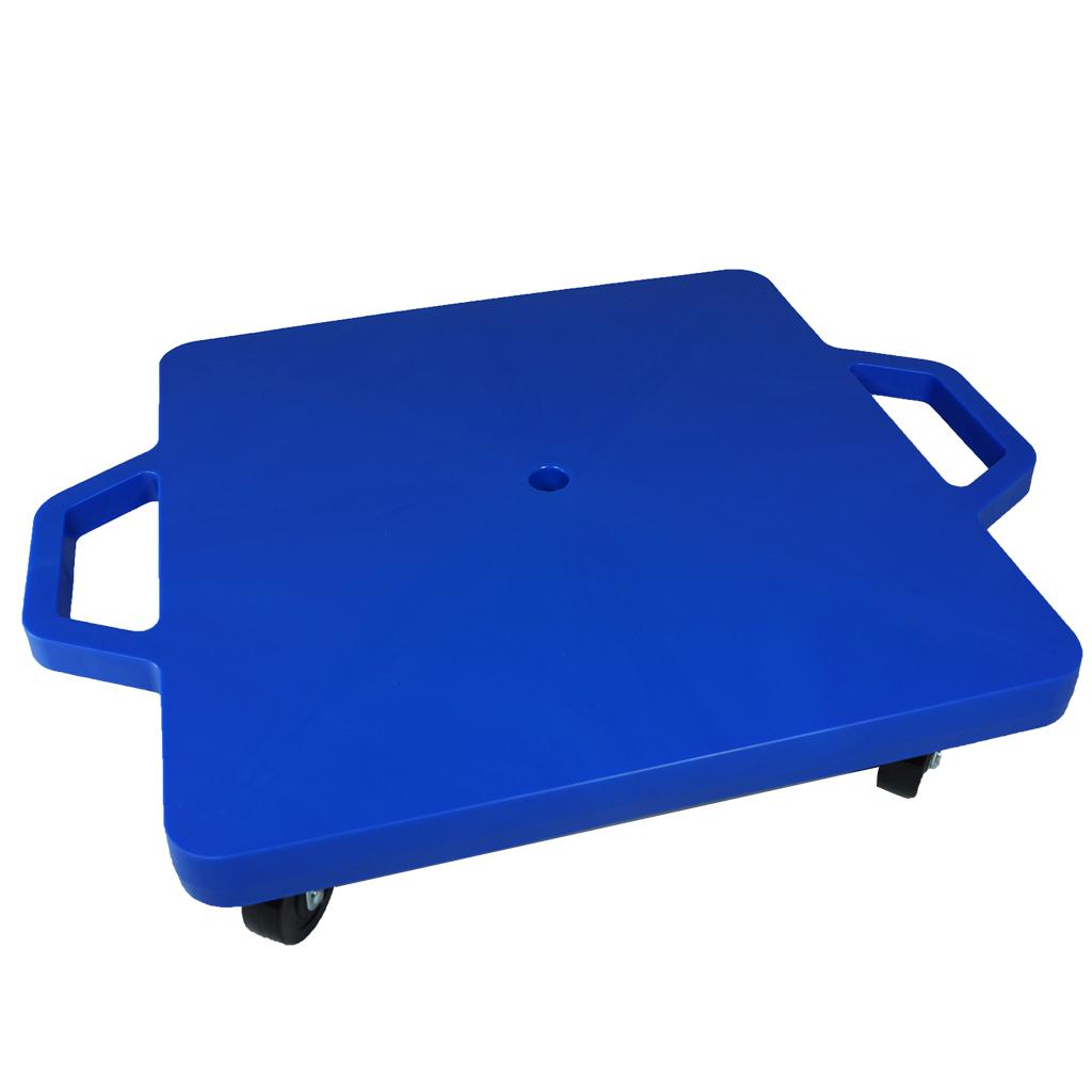 SYS117-B-16吋菱形手把滑板車-藍色 (室內用輪)
