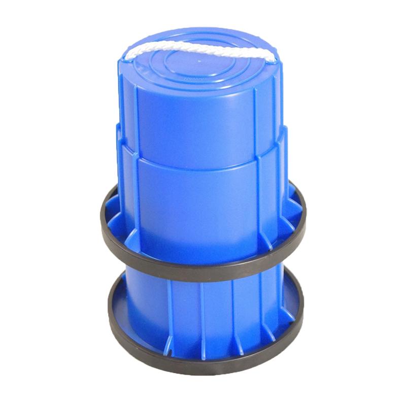 SYS158-B-止滑腳踏桶-藍(對)